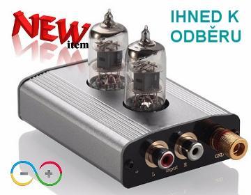 Lampový / elektronkový gramo předzesilovač MM01FX