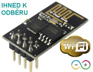 WIFI ESP-01 ESP8266 pro Arduino apod...