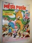 MÉĎA PUSÍK - 3/1991 - vystřihovánka Betlém - Pusíkovy vánoční jesličky (A)