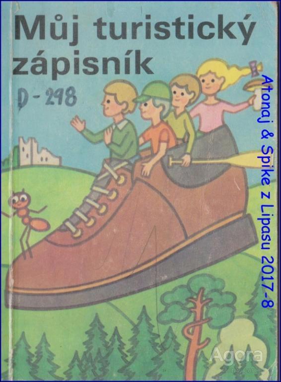 Můj turistický zápisník - 1986/1vyd.
