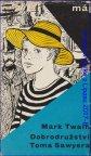 Dobrodružství Toma Sawyera - Mark Twain 1964/1vyd.v MF.ed.Máj