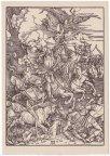 Albrecht Dürer - Jezdci Apokalypsy