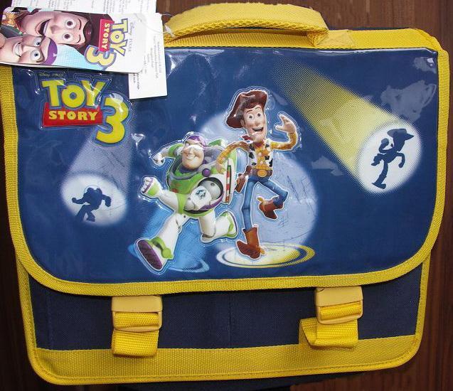 AKCE !!! Školní aktovka, brašna, batoh Toy Story