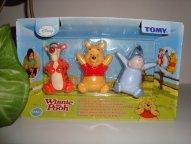 !SLEVA! Figurky Medvídek Pú a jeho přátelé od TOMY