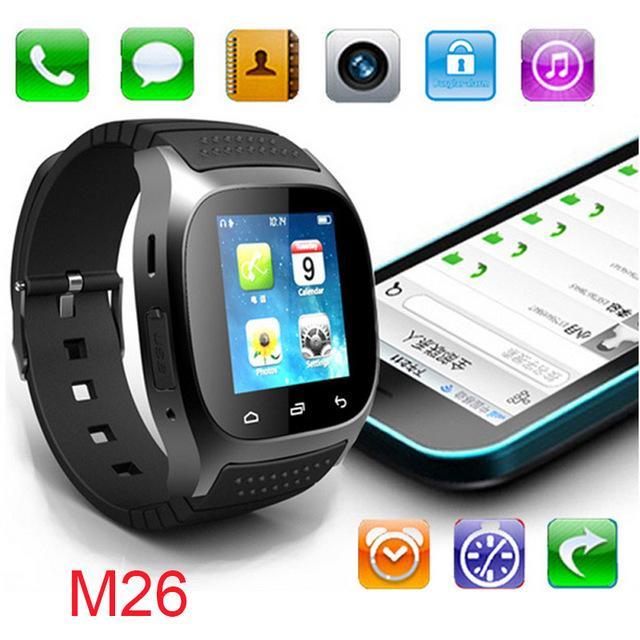 M26 SMART chytré HODINKY iOS ,NOVÉ záruka !