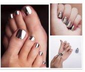 Metalický lak na nehty