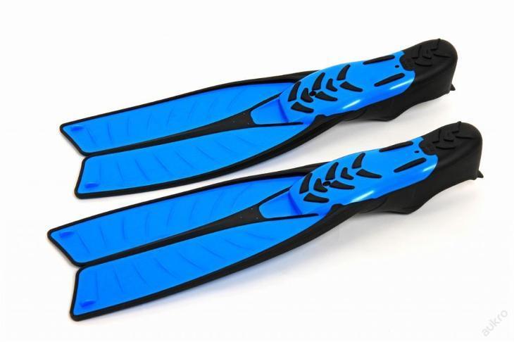 Ploutve Balena vel. 31-32 modré - VÝPRODEJ