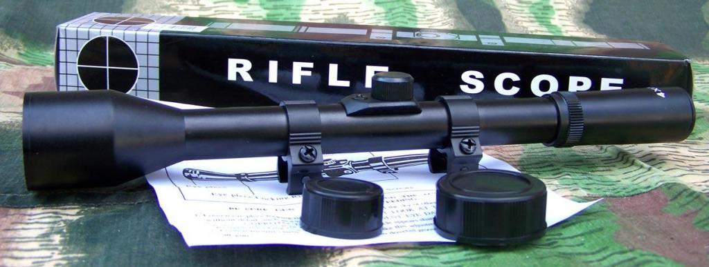 2794 Puškohled Riflescope RF 4 x 28mm