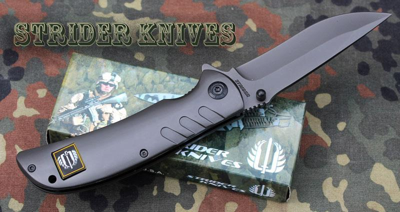 2997 Rychlootevírací nůž Strider 205mm