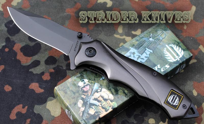2998 Rychlootevírací nůž Strider 205mm zadní špice