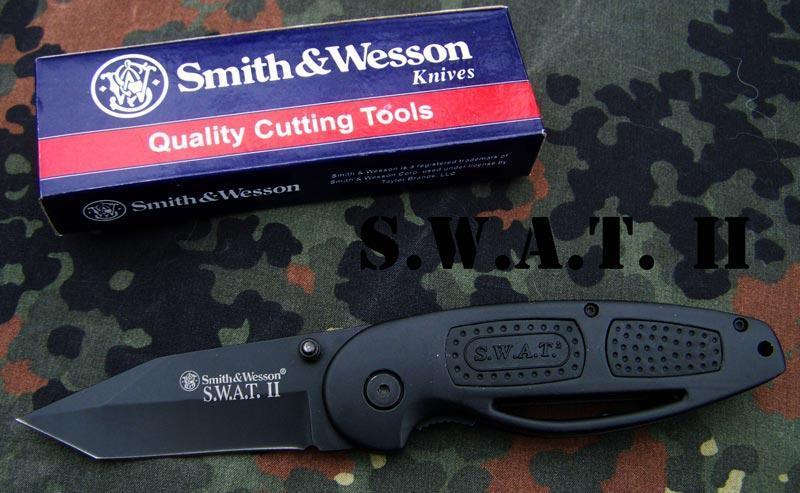 2875 S&W taktický zavírací nůž S.W.A.T. II