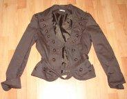 Motivi krásné sako,bunda,bundička kabátek hnědý velikost 42