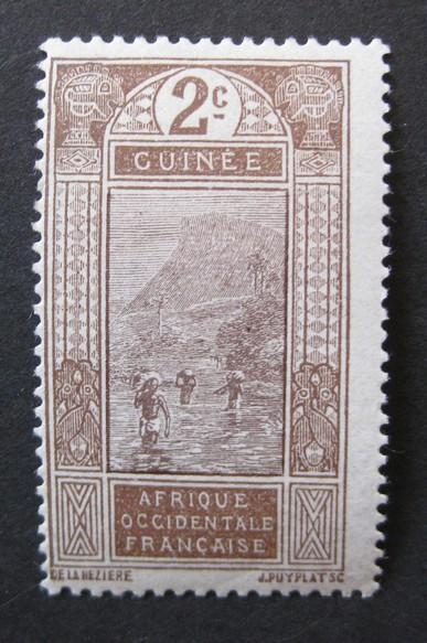 Francouzská Guinea * [C49]