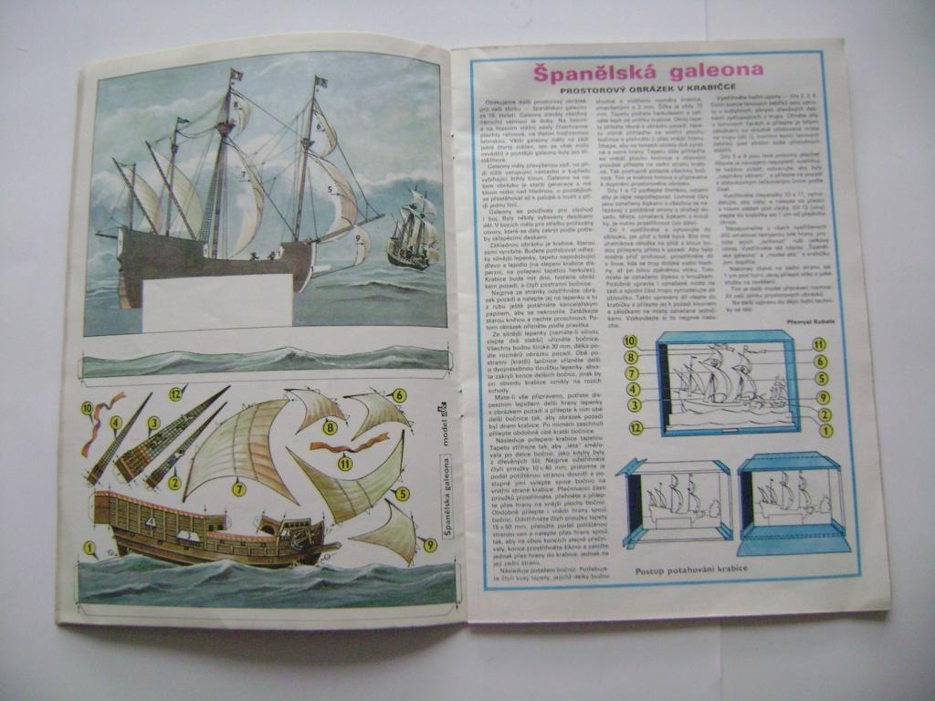 Časopis ABC ročník 28 - č. 23 z r. 1984 (A)