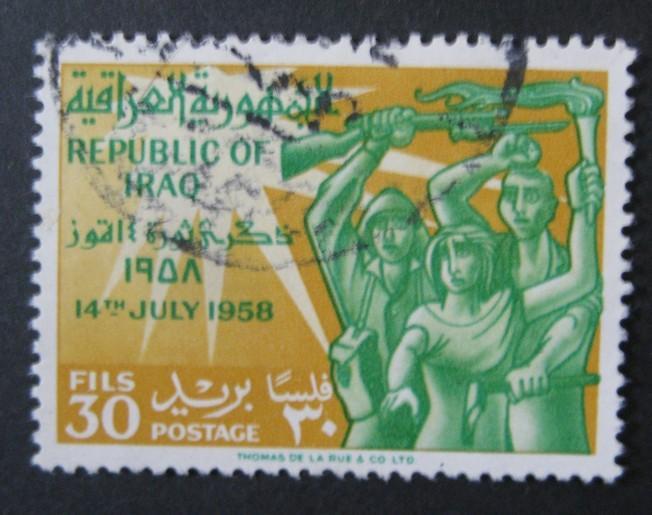 Irák [D25]