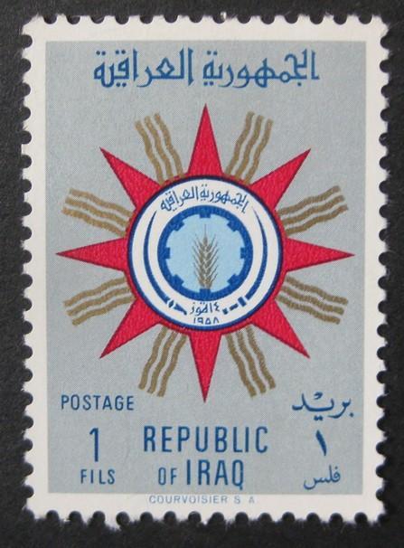 Irák * [D25]