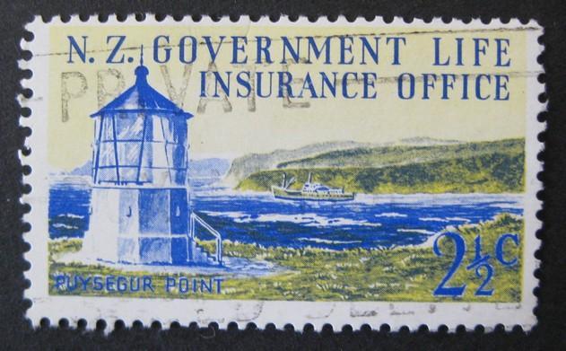 Government life insurance - Nový Zéland [F42]