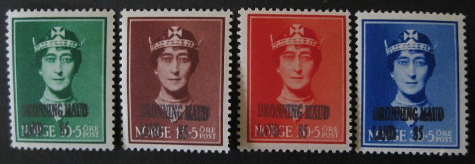 Země královny Maud * (privátní přetisk) [F47]