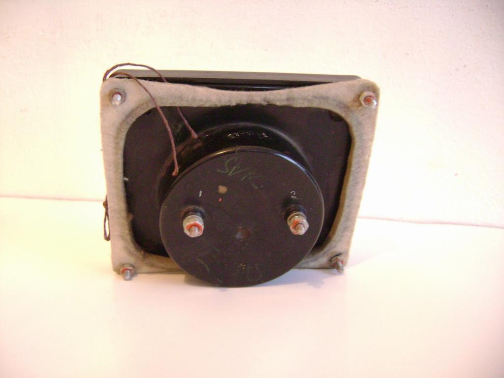 Starý sovětský ampérmetr z r. 1961 (S)