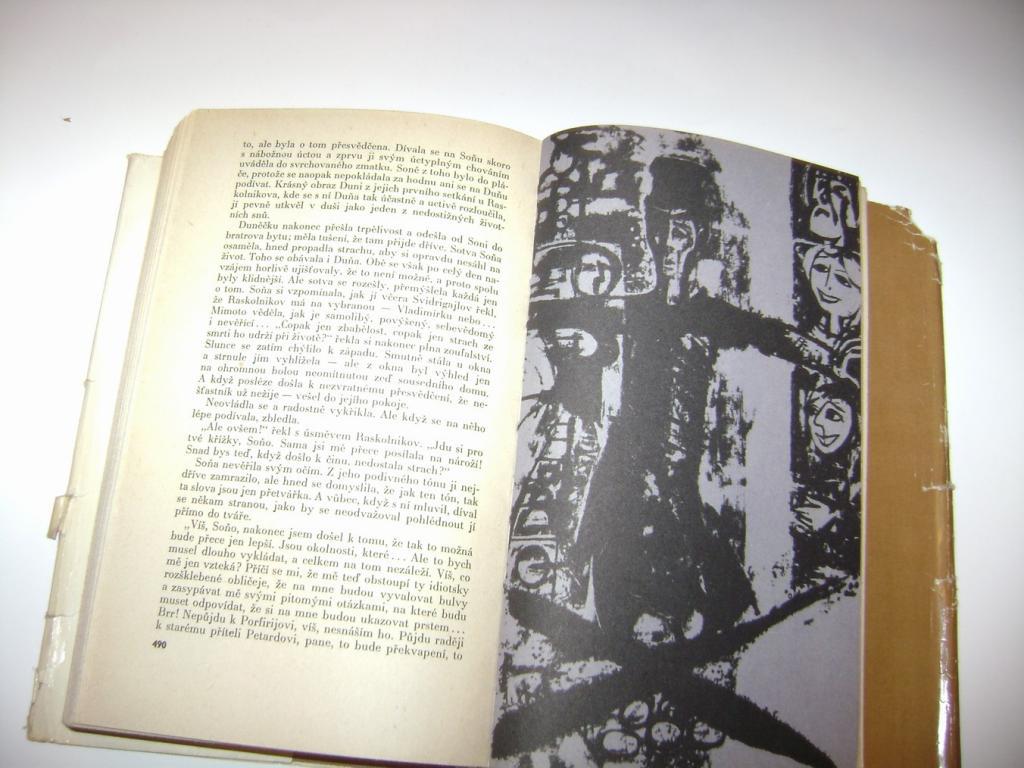 Fjodor Michajlovič Dostojevskij: Zločin a trest (1966) (A)