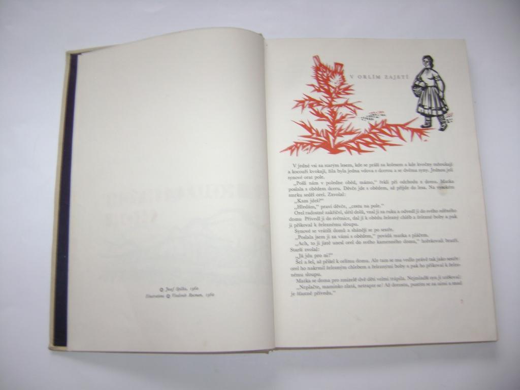 Josef Spilka: Veselé pohádky z kouzelných hor (1960) (A)